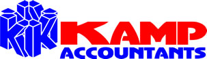 KAMP Accountants Logo